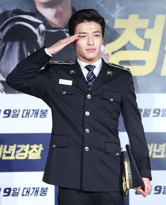[단독] 강하늘 9월 11일 입대 확정…MC승무헌병 복무