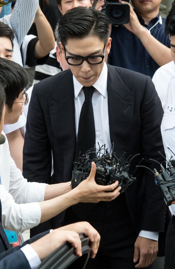 "[N1★이슈] '대마초 혐의' 한서희 ""탑이 먼저 권유, 억울한 점 많아"""