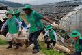 새마을운동중앙회, '앙골라 보훈처 공무원들 수해복구 도와'