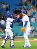 삼성 '승리의 기쁨'