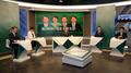 국민의당 대표 선거 TV토론, '긴장된 후보자들'