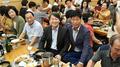성남 4개 지역 혁신간담회 참석한 안철수 후보