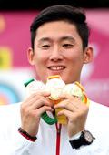 김종호, 메달이 3개