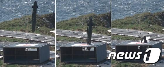 '타우러스' 첫 실사격 명중...북핵시설 쪽집계 타격
