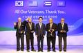 '평화의 사도' 메달 받은 한국전쟁 참전용사