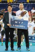 남자부 MVP 펠리페