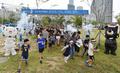한강 이색달리기 축제 '힘찬 출발'