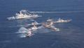 '다중이용 선박 화재·침수사고 대응 훈련'