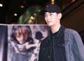 '군입대 앞둔' 김수현, '짧아진 머리'