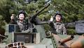 K-1 전차 탄 추다르크