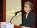 인사말 하는 박은정 국민권익위원장