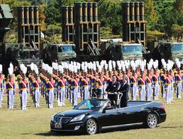 북 억제 전략무기 선보인 국군의날 기념식