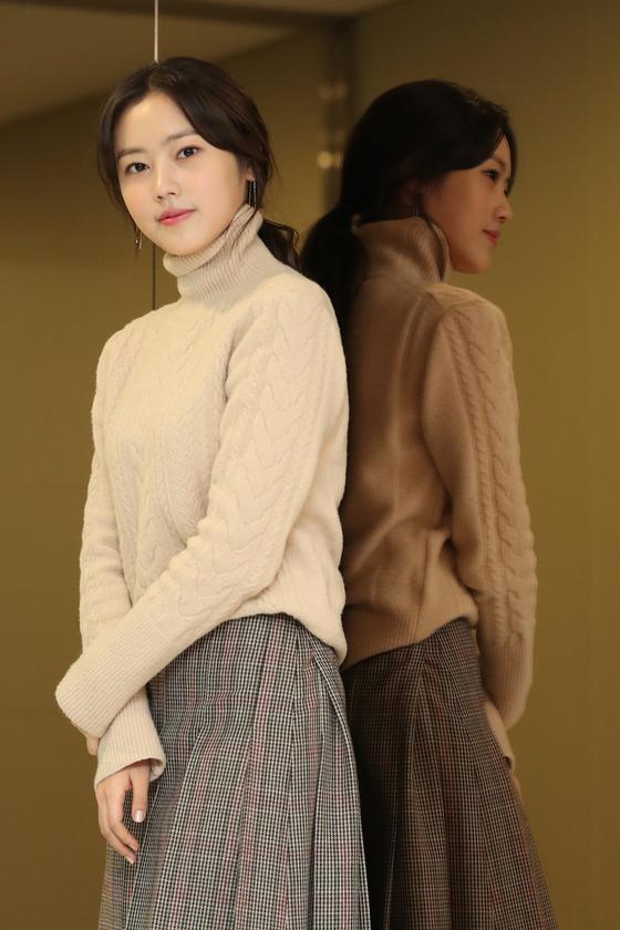 """[인터뷰] 최리 """"'귀향'→'도깨비'→'그것만이', 운 좋았죠"""""""