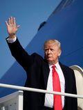 [사진] 펜실베이니아 공장 투어 떠나는 트럼프