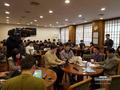 장하성 정책실장, 최저임금 정책 기자간담회