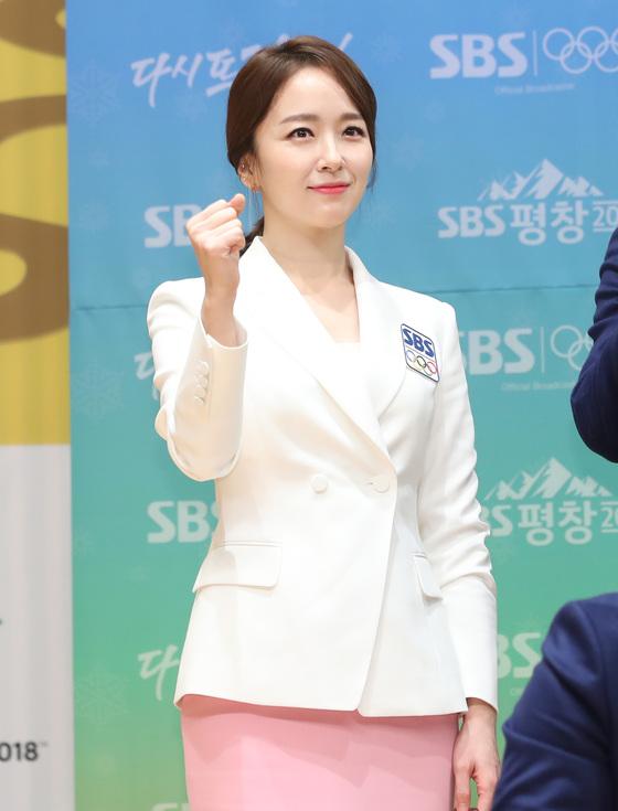 """'청와대 부대변인 설' 박선영 아나, 라디오서 """"SBS 퇴사 결정돼"""""""