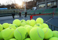 '대한민국에 부는 테니스 붐'