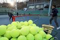 '마법같은 테니스 붐'