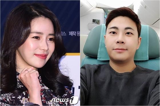 임지연♥이욱 열애 인정