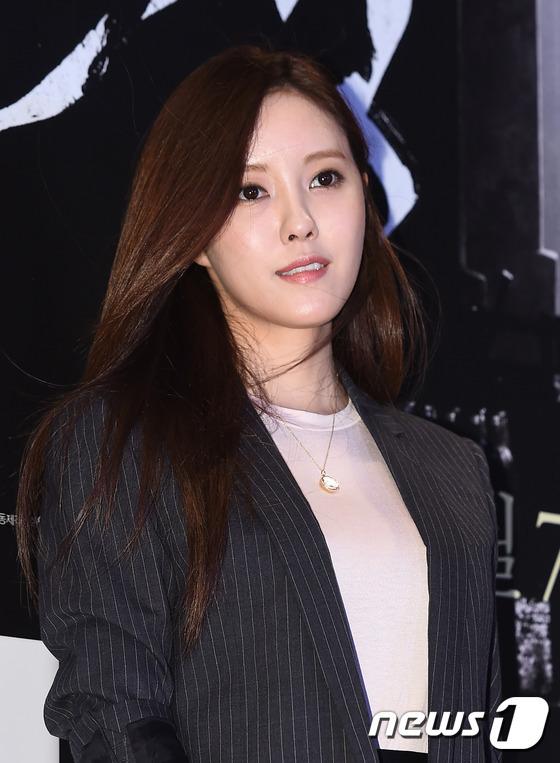 [단독] 티아라 효민, 언론사 대표와 열애 중
