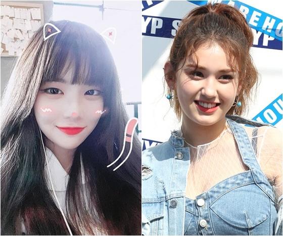 """[N이슈] 'JYP 출신' 김은서, 전소미 저격 의혹에 """"친구가 쓴 글, 오해 죄송"""""""