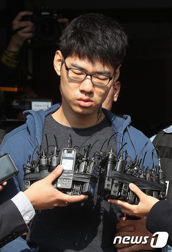 얼굴 공개된 강서구 PC방 살인사건 피의자 김성수