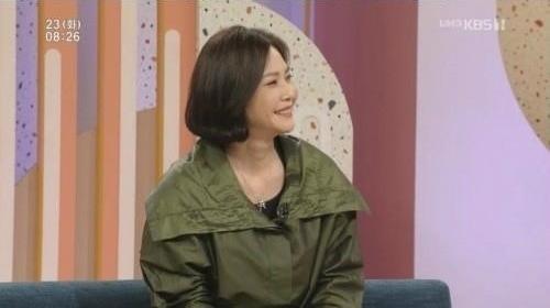 "[N이슈] '아침마당' 추상미, 유산 아픔+산후우울증 고백 ""충격 컸다"""
