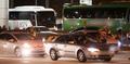 음주운전 단속하는 고속도로순찰대
