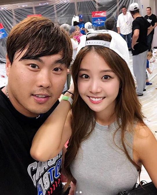 '류현진♥' 배지현에 관심 집중..남편과의 첫 만남은?
