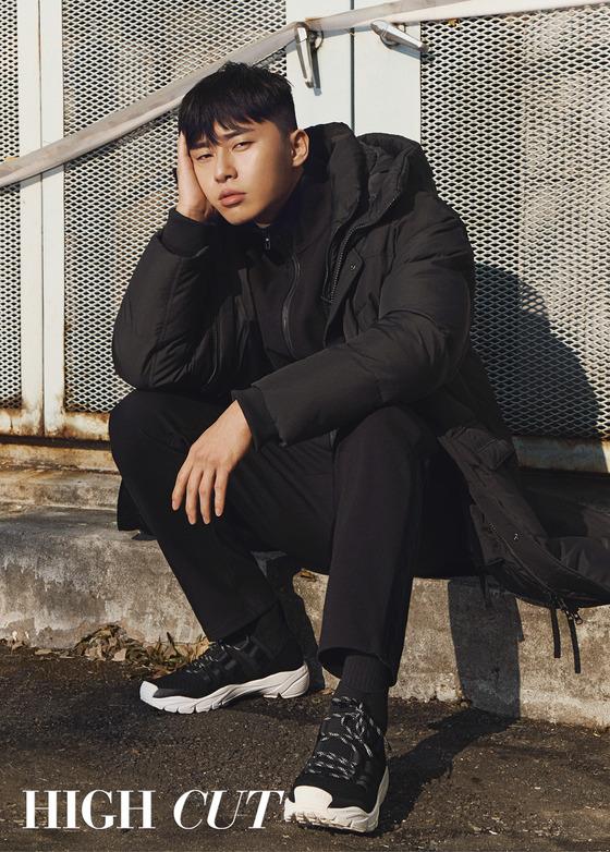"""[N화보] 박서준 """"'김비서' 이영준 캐릭터, 제일 어려웠다"""""""