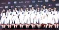 히라가나 케야키자카46, 日의 신인 걸그룹