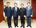 김부겸 행안부 장관, 연말 연시 경찰 위문