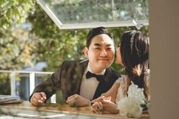 """[단독인터뷰] '결혼' 가수 미스터고르도 """"행복한 가정 꾸릴 것...쌍둥이 ..."""