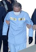 법정 향하는 김기춘