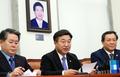 민주당 최고위 선거제도개혁 결정 사항 발표하는 윤호중 사무총장
