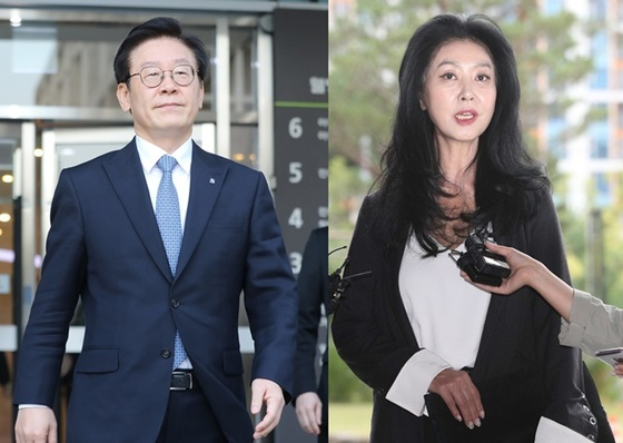 "[N이슈] 김부선, 이재명 고소 취하 이유는…""딸 이미소 요구 받아들여""(전문)"