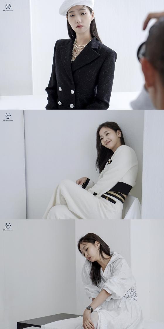 [N화보] 김고은, 화보 장인의 고혹미…세련+우아