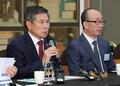 정경두 국방부 장관, 방산업체 CEO 간담회 참석