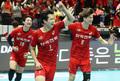 한국전력 '우리가 이겼다!'