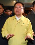 김부경 장관, 아산병원 방문