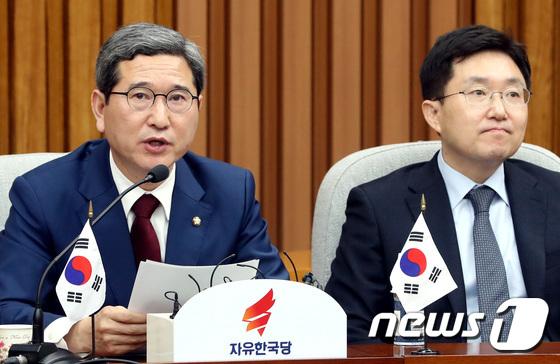 김학용 위원장 \