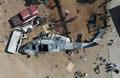 [사진] 멕시코 지진현장 시찰 헬기 추락 참변