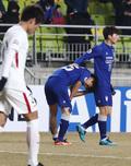 가시마에게 홈경기 2대1 패배한 수원 삼성