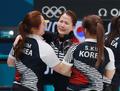 '잘했다! 대한민국 컬링 대표팀'