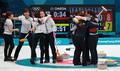 대한민국 컬링 여자 대표팀, 연장 접전끝에 짜릿한 승리