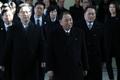 김영철 북한 부위원장, '평창 올림픽 폐회식 참석하러'