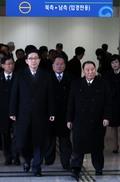 김영철 등 北 고위급 대표단 방남