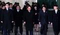 북한 고위급 대표단 방남