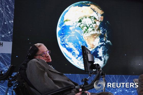 세계적인 물리학자 스티븐 호킹 76세로 타계