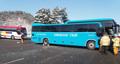 평창 대관령서 버스 2대 추돌…43명 경상